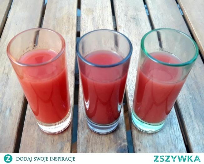 zrobilam sama soki pomidorowe kto sie chce poczestowac
