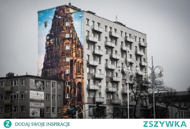 Częstochowska Wieża Babel