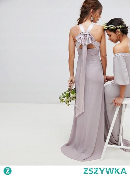ZJAWISKOWA SZYFONOWA SUKIENKA WIECZOROWA sukienki.shop