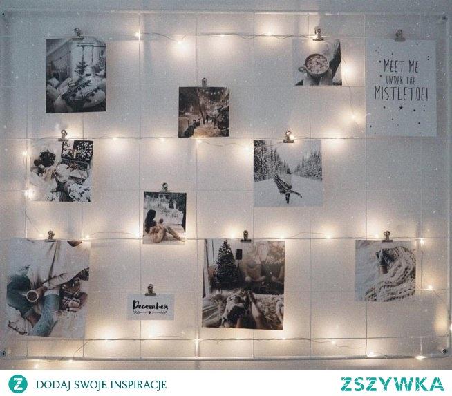Tablica metalowa/organizer na ścianę od Nasze Domowe Pielesze  zdjęcie: sarkofi (Instagram)