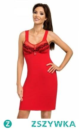 Donna Jasmine czerwona Koszula nocna Donna 108,90 PLN