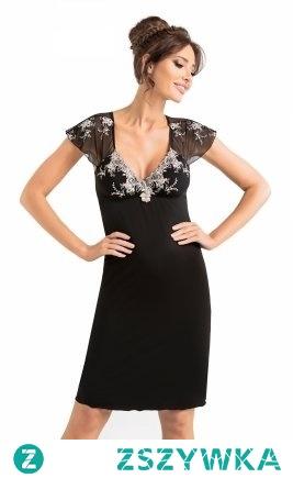 Donna Valentine czarna Koszula nocna Donna 109,90 PLN