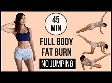 45-min Full Body Fat Burn H...