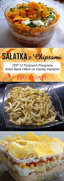 Sałatka z Chipsami – TOP 12...