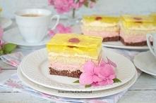 ciasto malinowo ananasowe