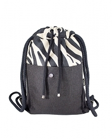 Plecak duo zebra