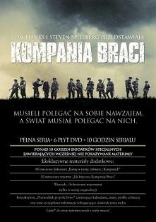 Kompania Braci (2001)  dramat, wojenny, serial  Film oparty na relacjach żołn...