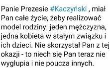 """""""Bronimy tradycyjnego ..."""
