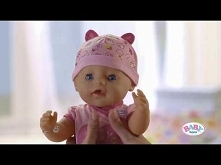 BABY BORN Soft Touch - lalk...
