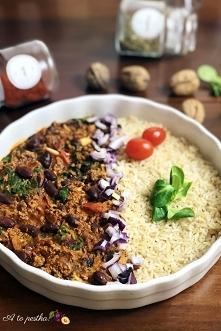 Chili con carne – prosty i szybki przepis na rodzinny obiad