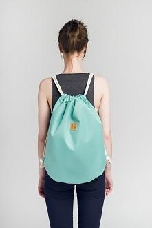Miętowy plecak - Lootbag cl...