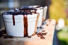 Deser czekoladowo – kawowy