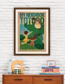 My Neighbor Totoro - plakat