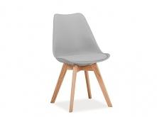 Krzesło KRIS - drewno bukow...