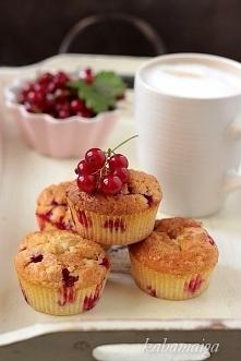 Muffiny porzeczkowe