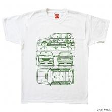 koszulka FIAT UNO tshirt