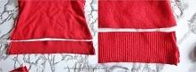 jak skrócić sweter