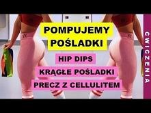BRAZYLIJSKIE POŚLADKI - SZYBKI TRENING W DOMU z Gumami Mini Bands