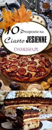 Pyszne Ciasto na Jesień – TOP 10 Najlepszych Przepisów na Jesienne Wypieki