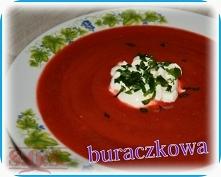 Bardzo smaczna zupa z mikso...