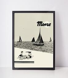 plakat | morze | a3