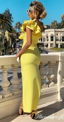 Wyjątkowa sukienka na każdą...