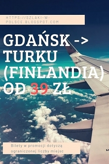 promocyjne bilety do Finlandii