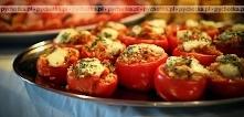 Pomidory nadziewane ziołowy...