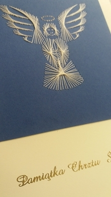 Kartka-haft matematyczny-anioł