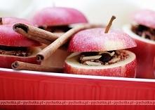 Pieczone jabłka z orzechami...