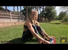 Trening z gumami KWB #9 POŚLADKI BRZUCH