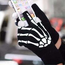 Rękawiczki z możliwością używania smartphona ;) Super prezent na dzień chłopaka!