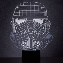 Lampka Led StormTrooper :) ...