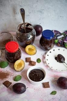 Nutella ze śliwek- najlepszy przepis!