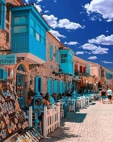 Miasto portowe Izmir w Turcji