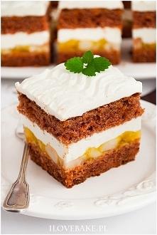 Ciasto marchewkowe z jabłka...