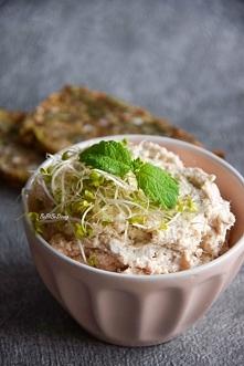 Śniadaniowa pasta z wędzonej makreli FIT. Przepis po kliknięciu w zdjęcie.