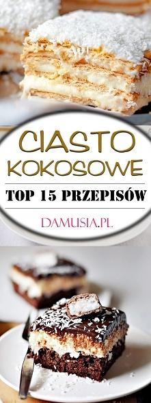 TOP 15 Przepisów na Pyszne ...