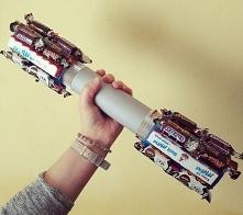 Słodki prezent dla chłopaka #sztanga #ciężarek #dzieńchłopaka #dlaniego