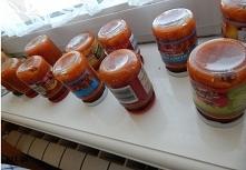 Przepis na domowy ketchup z pomidorów z własnej działki :)
