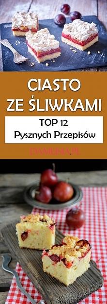 TOP 12 Przepisów na Ciasto ...