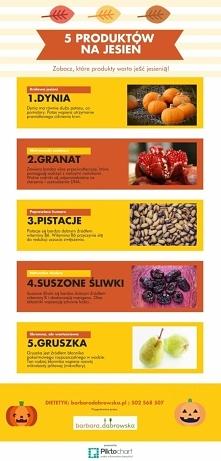 Co warto jeść jesienią