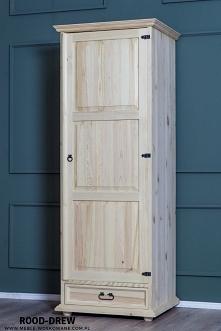 meble z litego drewna sosno...