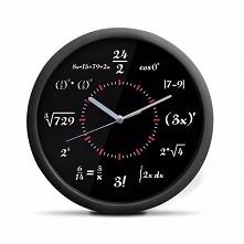 Na zbliżający się Dzień Nauczyciela polecamy zegar matematyka ;)