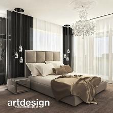 Luksusowa sypialnia w przyt...