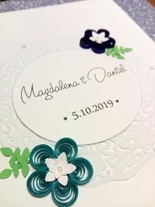 kartka ślubna <3