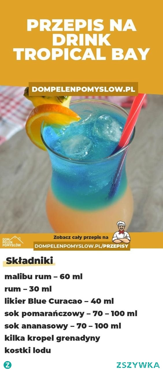 Drink Tropical Bay