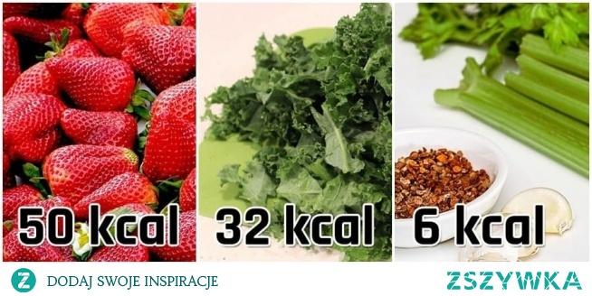 12 produktów spożywczych, których jedzeniem nie musisz się przejmować. Jedz kiedy chcesz i ile chcesz. Nie przytyjesz!