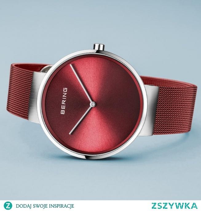 Zegarek Bering - skandynawskie kolory :D