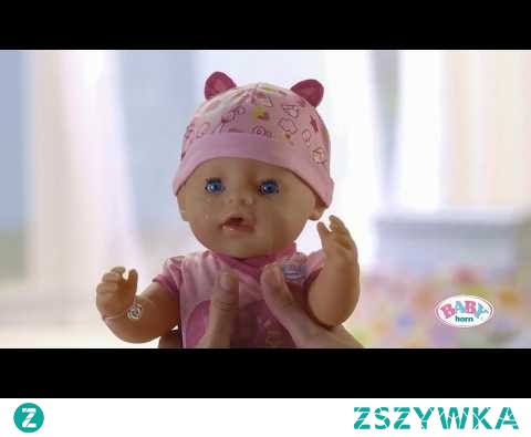 BABY BORN Soft Touch - lalki Baby Born w zabawkitotu.pl